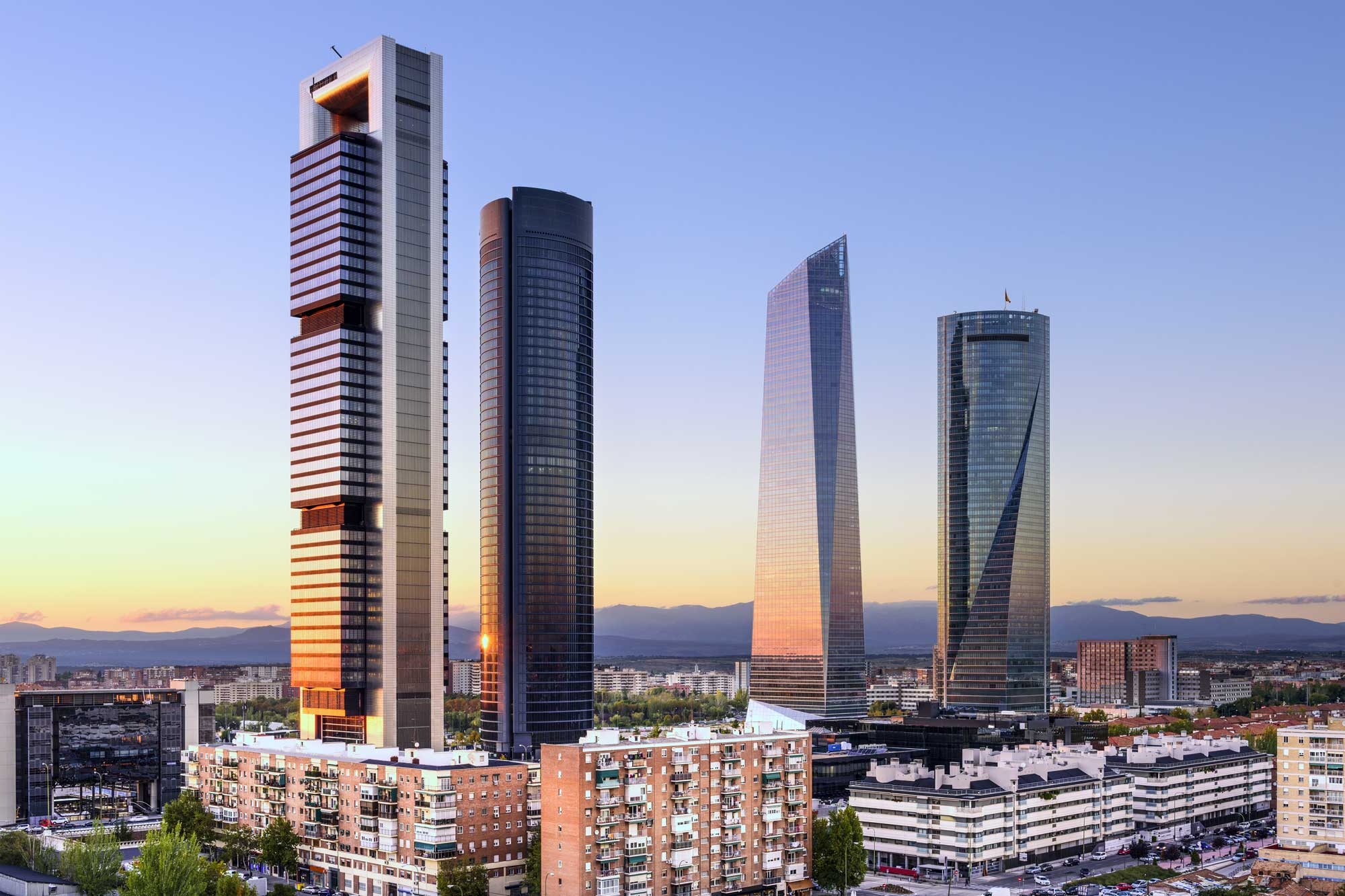 Madrid Business - PEO in Spain