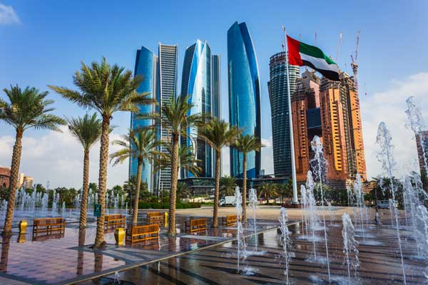 Working in United Arab Emirates